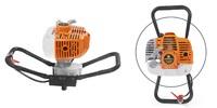Мотобур Carver AG-62/000 арт. 01.003.00039