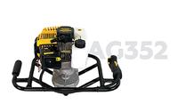 Мотобур CHAMPION AG352